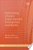 the reform of state owned enterprises in china Three essays on china's state owned enterprises: the state owned enterprise reform: china has followed a different strategy of transition and development.