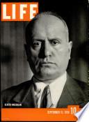 11 сен 1939