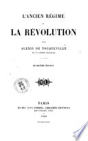 revolutions are inevitable as agreed upon by karl marx and alexis de tocqueville