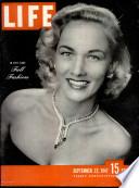 22 сен 1947