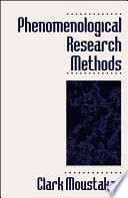 phenomenology research method Phenomenology, phenomenological research, how do do phenomenology, introduction to phenomenology.