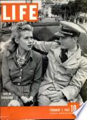 1 фев 1943